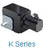 right angle gmk servo gearmotor