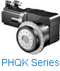 right angle ph servo gearmotor