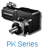 right angle gmpk servo gearmotor